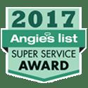 Angie's list badge