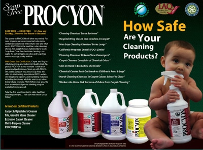 eco-friendly product PROCYON
